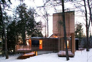 Pierre Morency Architecte - Chalet2