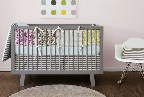 CHARLOTTE - Crib Set