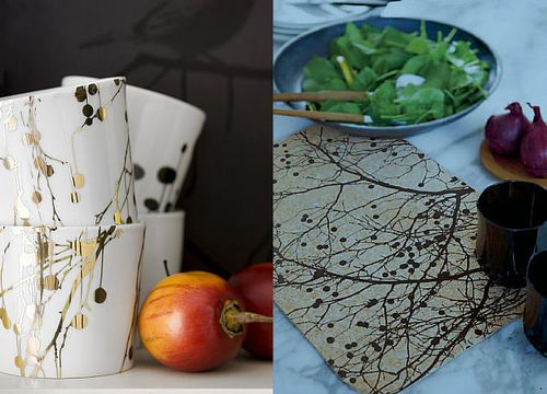 ferm LIVING Thermo Mugs & Dinner Mats