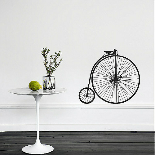 ferm LIVING Velo Wall Sticker
