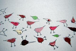Custom lotsa o birdies 9