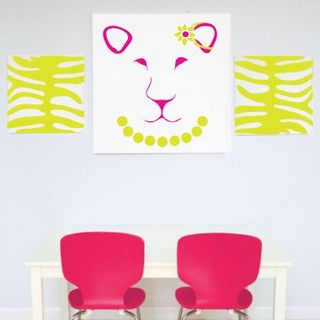 Avalisa Wall Art Animal Print
