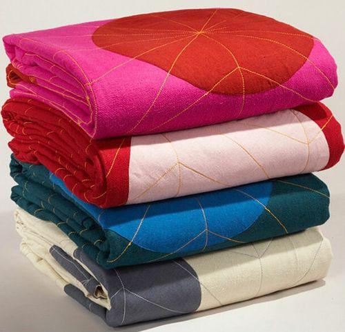 RAJBOORI MILON Quilts & Coverlets - Fuchsia