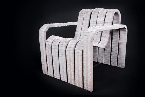 Deuces Wild Chair by BRC Designs