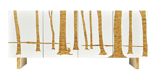 Iannone Design Trees Graphic Console