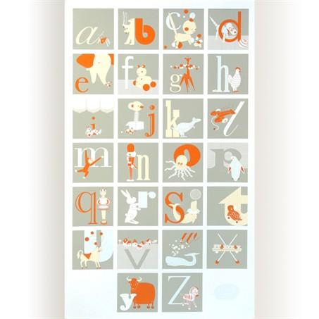 BINTH Alphabet Poster (2)