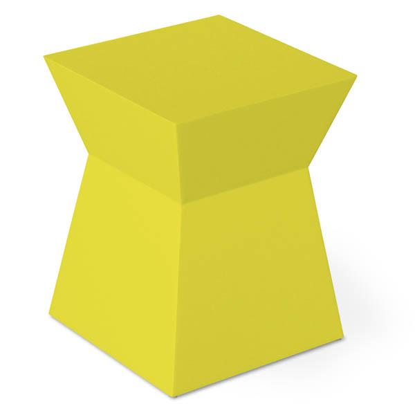 Pawn stool saffron