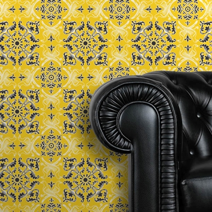 French American Wallpaper