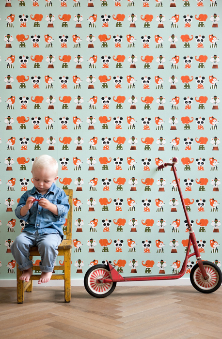 Ferm living wallpaper marionette 509 (3)