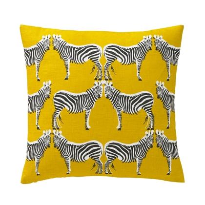DwellStudio Zebra Citrine