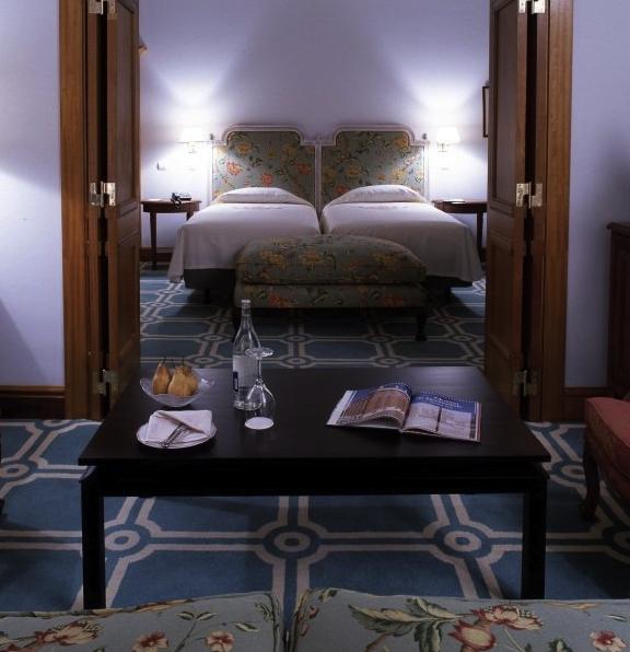 Pestana bedroom